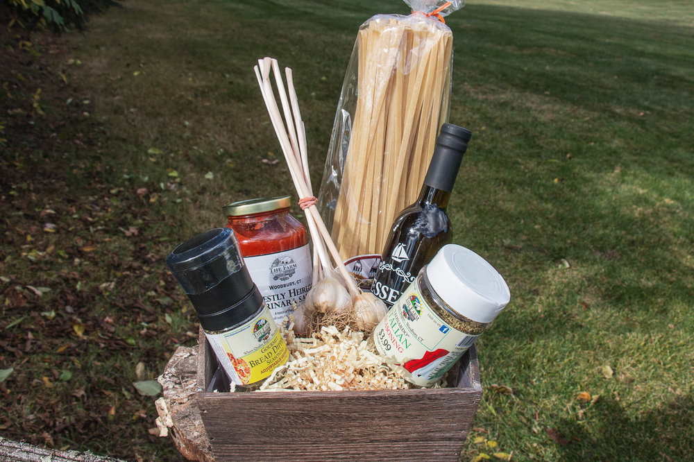 Local Product Gift Baskets
