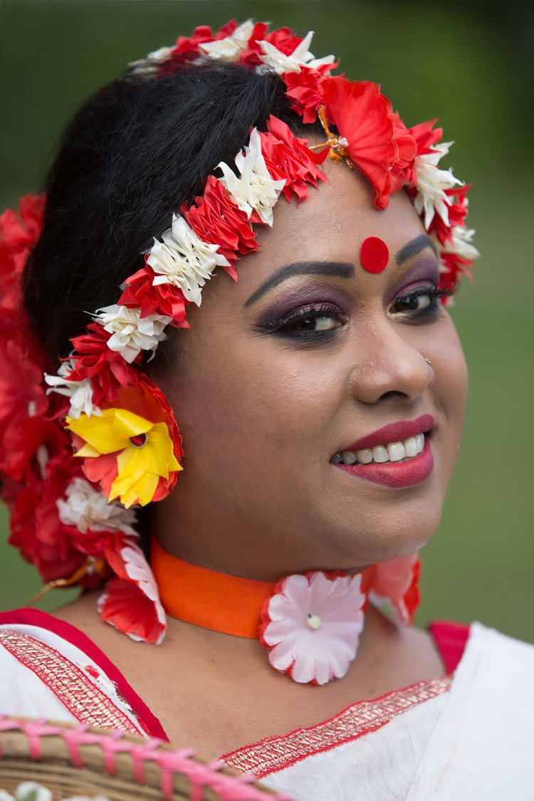 The Event Is A Celebration Of Bengali New Year With Musical And Cultural Events Held It Largest Open Air Asian Festival In Europe