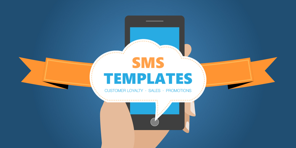 sms templates customer loyalty sales and promotions series