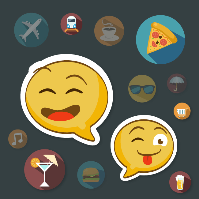 List of unicode emojis for your business