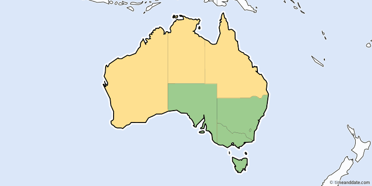 Source - https://www.timeanddate.com/time/change/australia