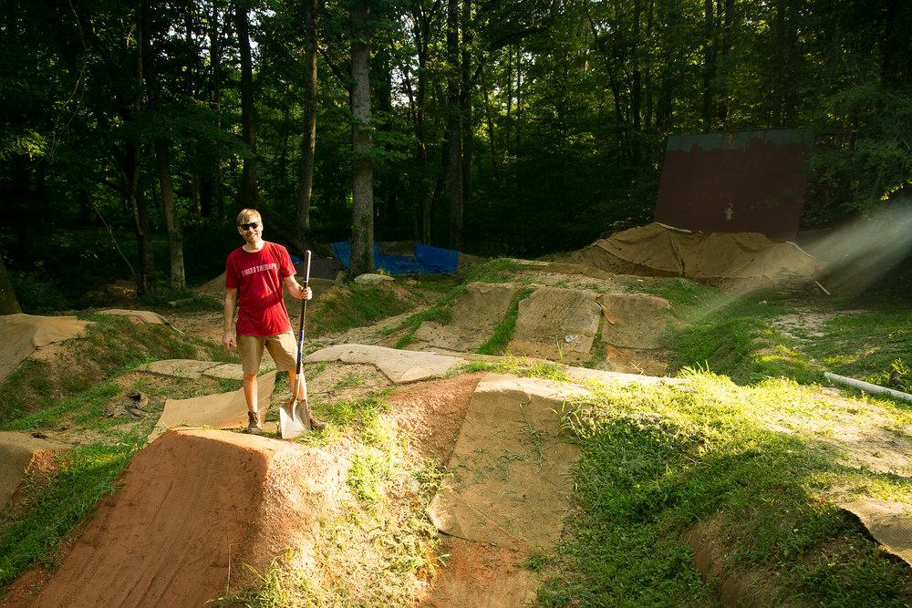 Brad Newby Dirt Digger