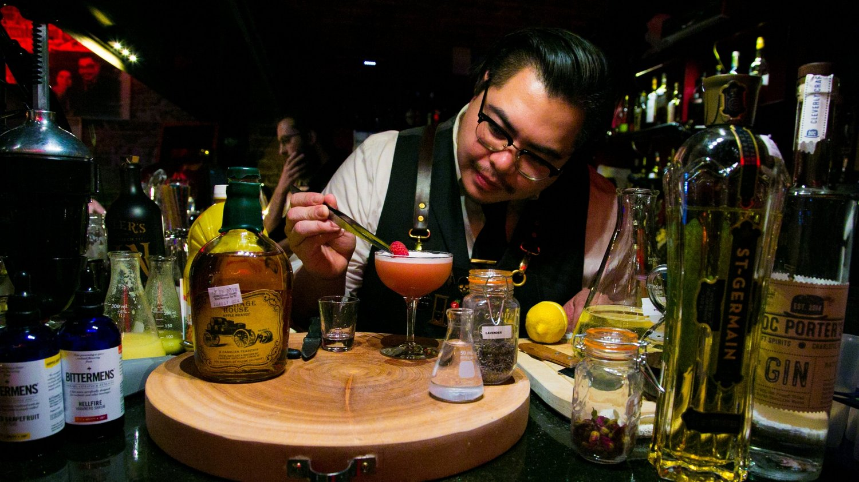 Master of Mixology: Vintage Cocktails — Davidson County Magazine