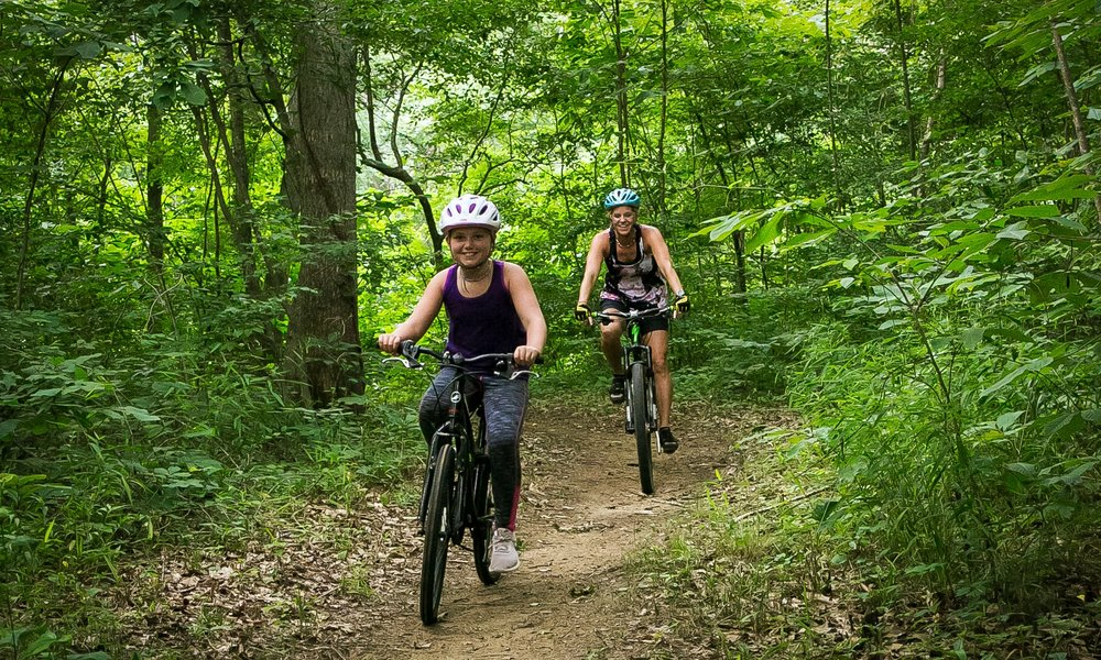 OUTDOOR RECREATION   Destination Mountain Biking: Finch Park   Read More