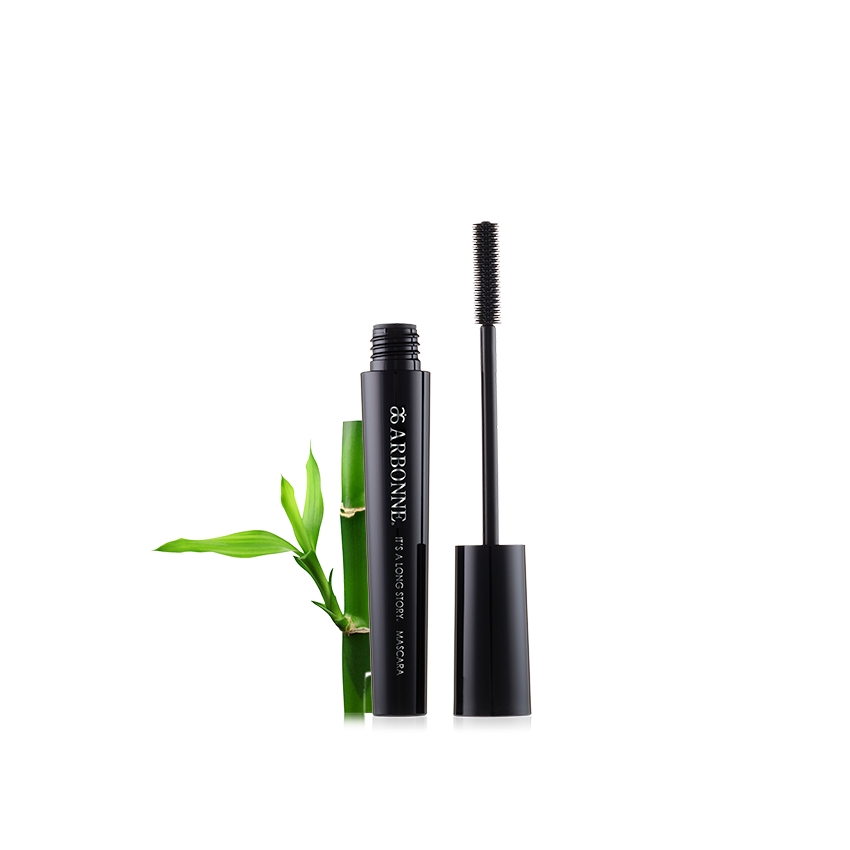 It's A Long Story Mascara - Some days this mascara is my saving grace. Water resistant and long wearing with nutrients to condition, my lashes never feel dry or brittle. The wand is shaped to perfectly coat without over-loading and giving spider eyes.Product Fact:Panthenol, also known as pro-vitamin B5, conditions lashes to help them look soft and smooth