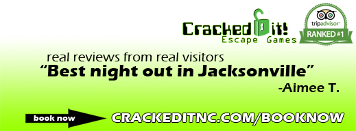"real reviews from real visitors ""Best night out in Jacksonville: - Aimee T."