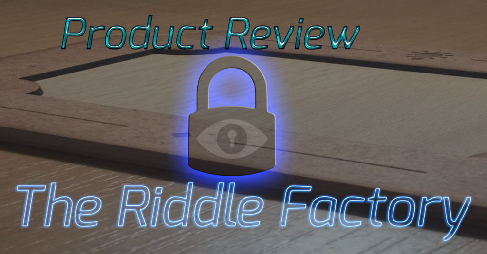 product review of riddlefactory.dk