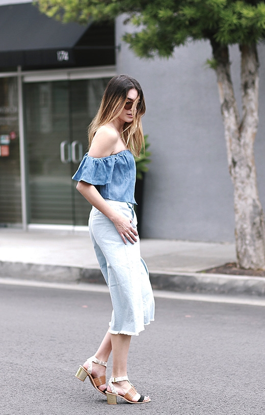 Photo source:  http://www.thriftsandthreads.com/wp-content/uploads/2015/05/guess-top-forever21-culottes-aldo-shoes-7.jpg