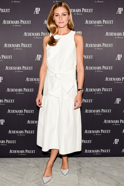 Photo source: http://oliviasstyle.blogspot.com/2015/08/olivia-palermo-at-audemars-piguet-party.html