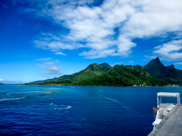 Moorea, French Polynesia