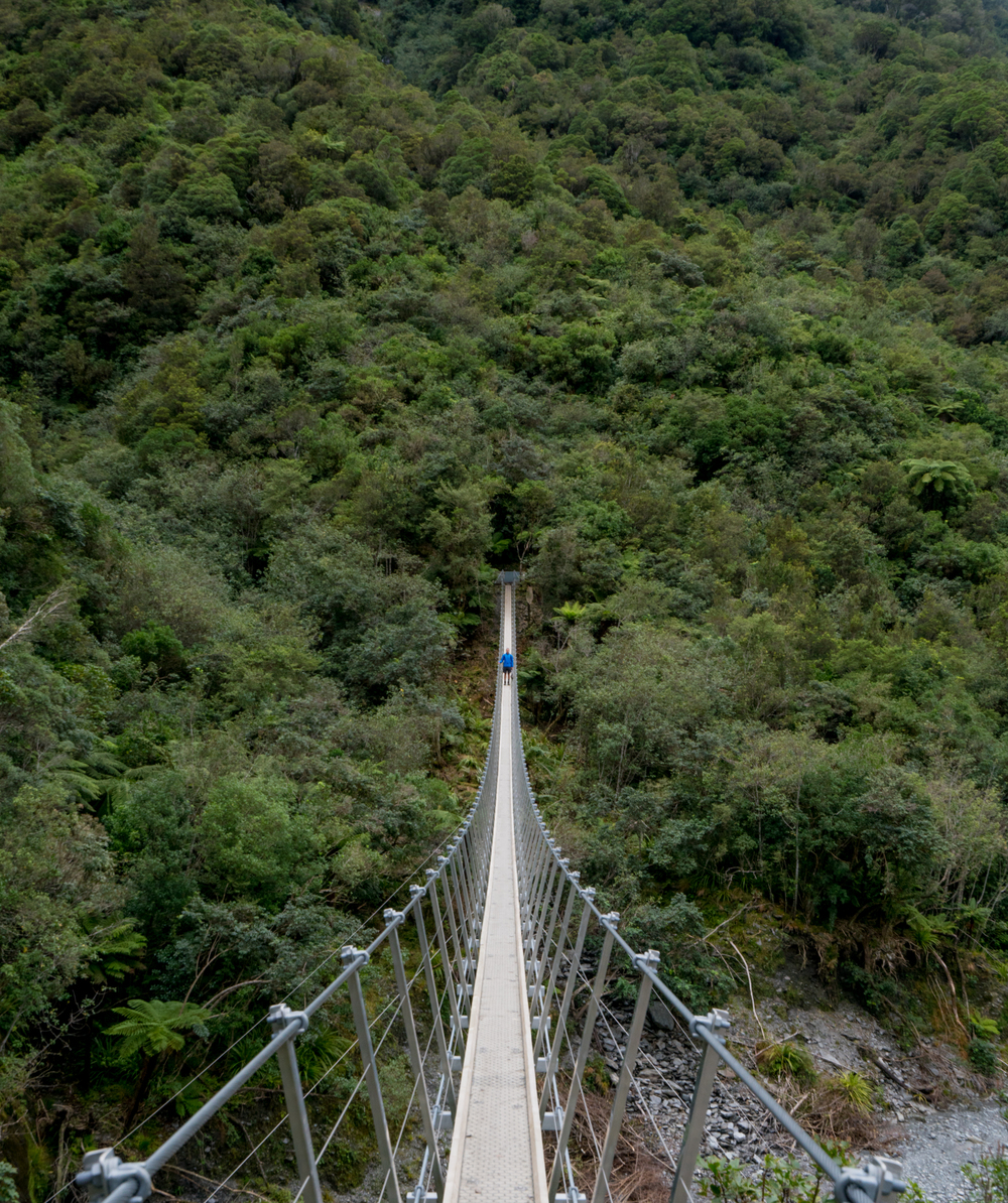 Roberts Point Track, New Zealand
