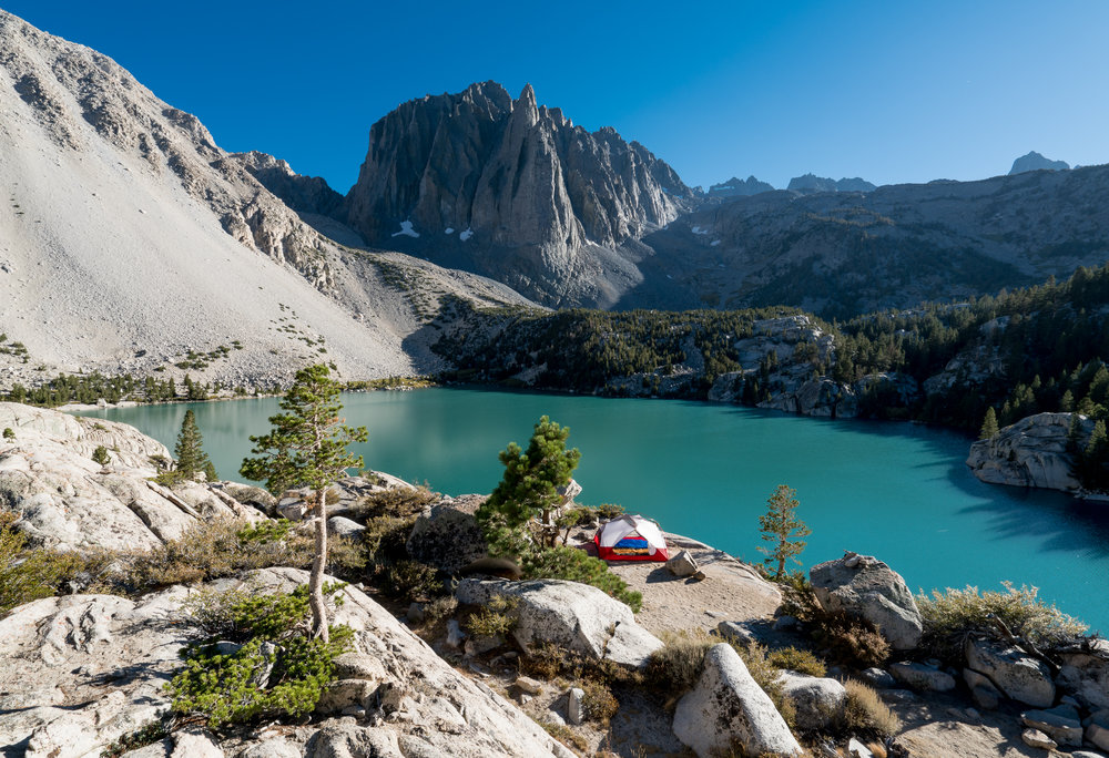 Second Lake, California