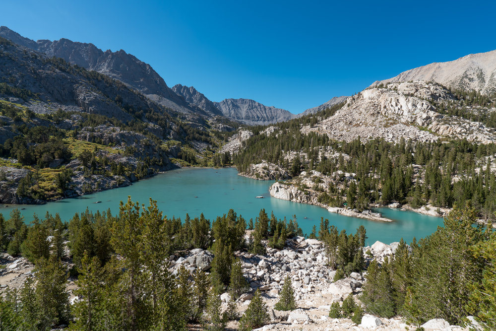 Third Lake, California