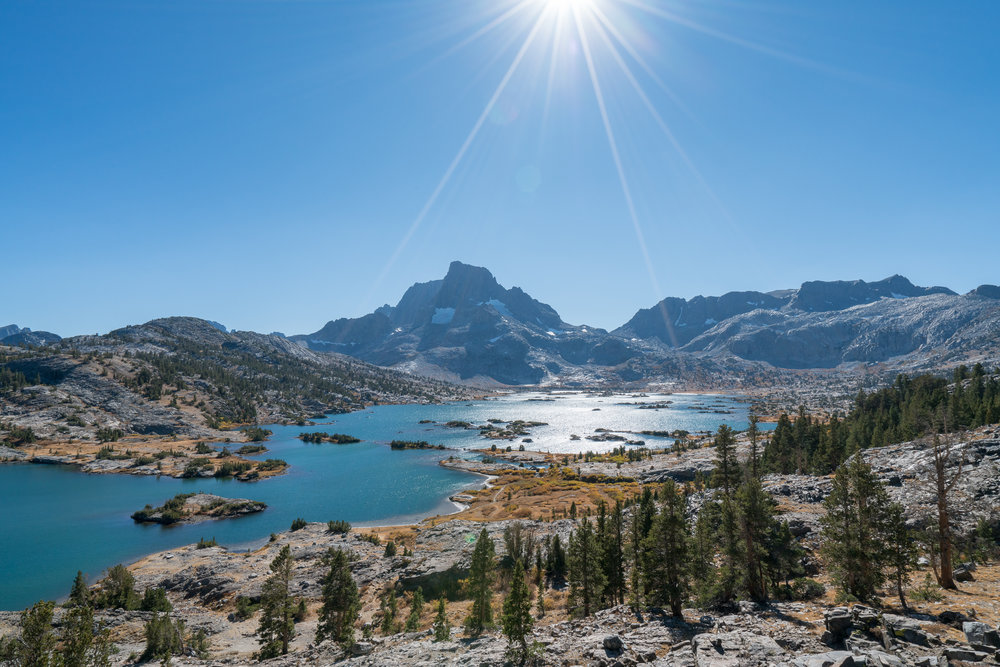 Thousand Island Lake, California