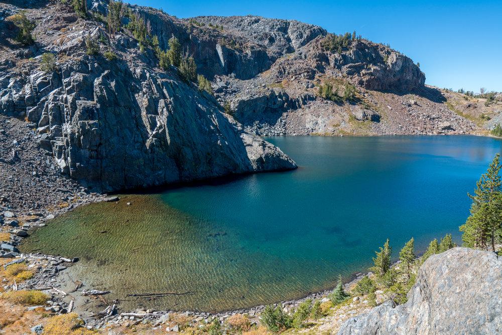 Ruby Lake, California