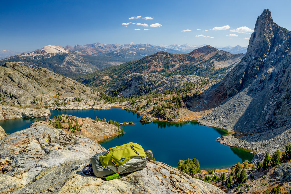 Minaret Lake, California