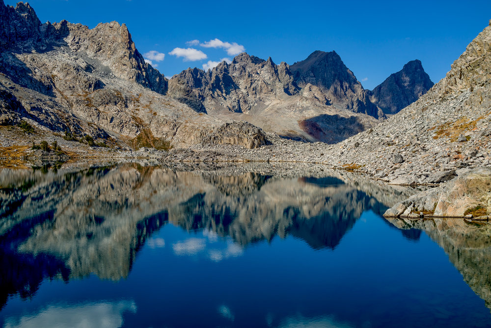 Cecile Lake, California