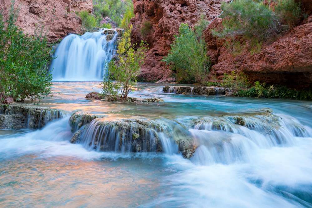 Hidden Falls, Arizona