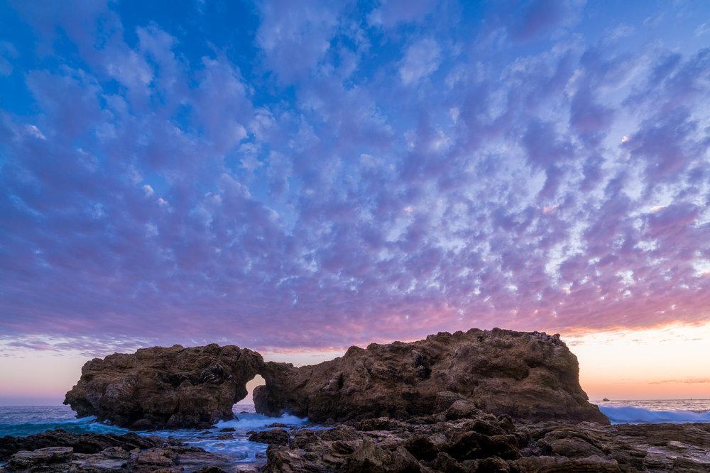 Cliff Island, California