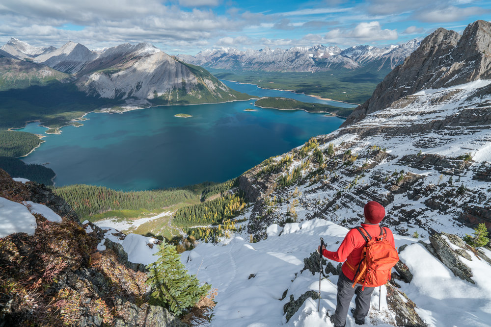 Sarrail Ridge, Canada