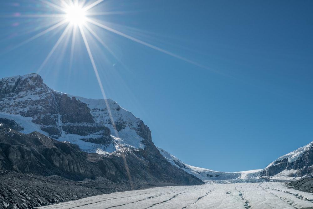 Athabasca Glacier, Canada