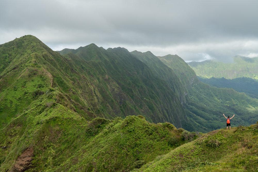 Pu'u O Kona, Oahu