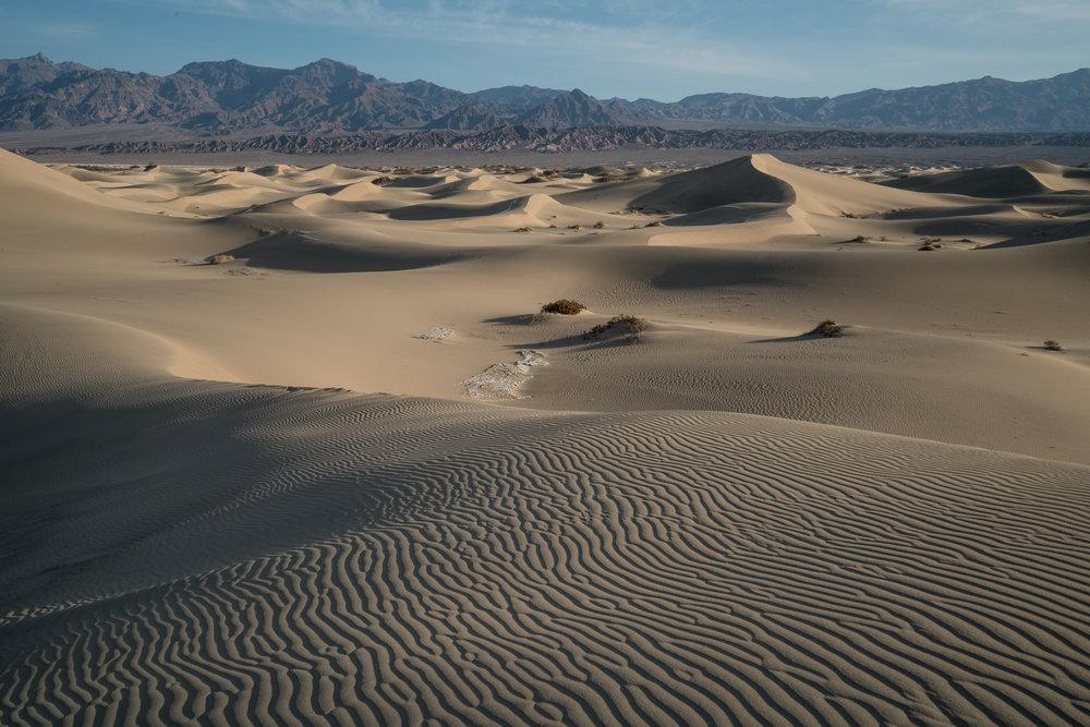Mesquite Flat Sand Dunes, California