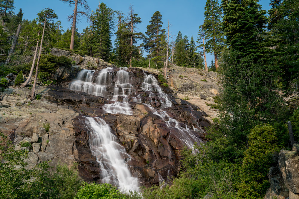 Lower Eagle Falls, California/Nevada