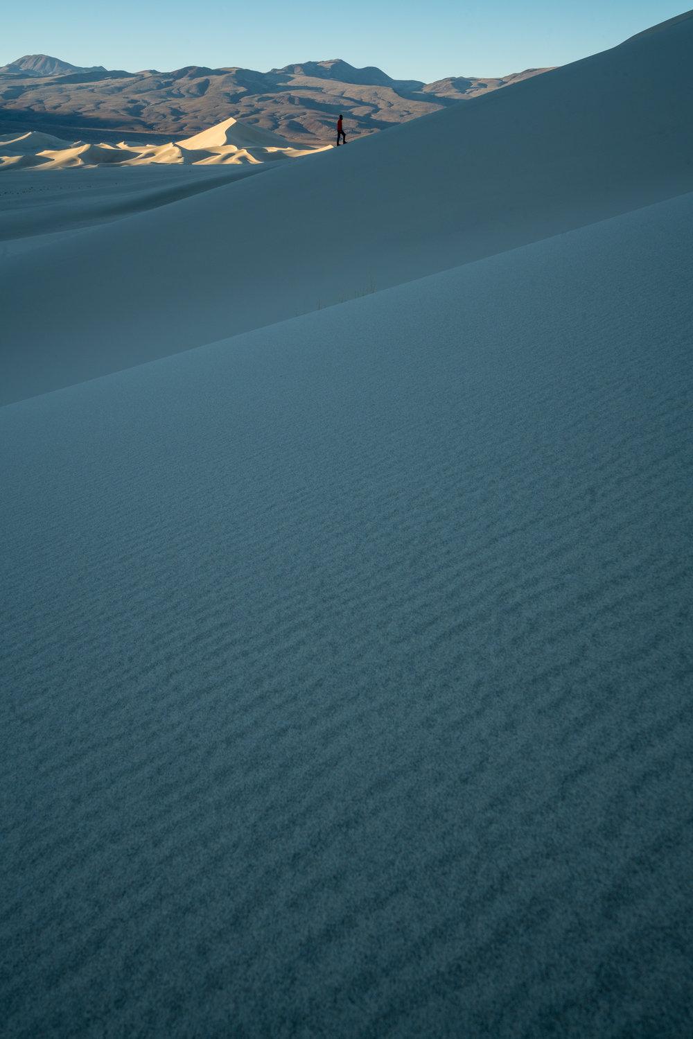 Eureka Sand Dunes, California