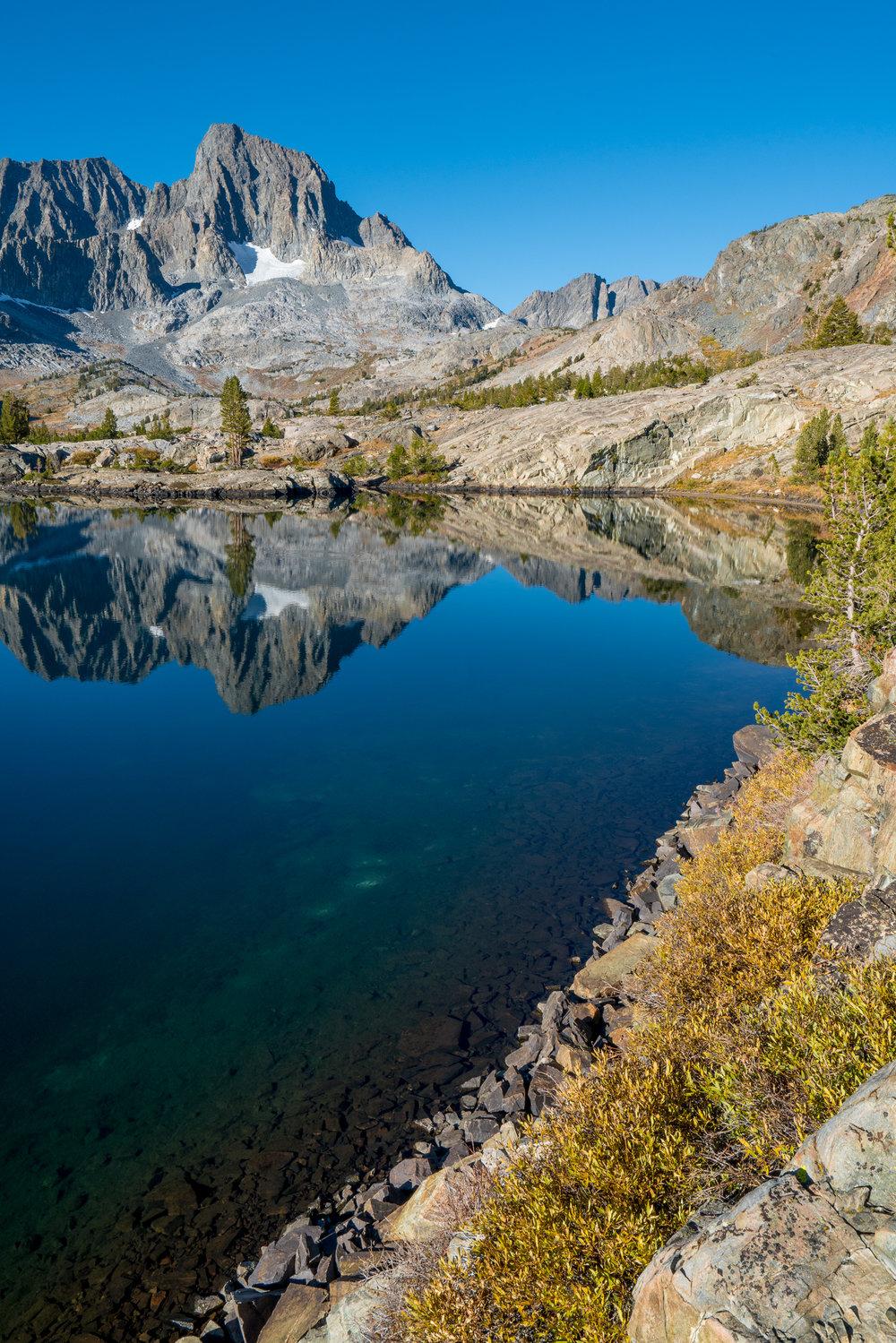 Garnet Lake, California
