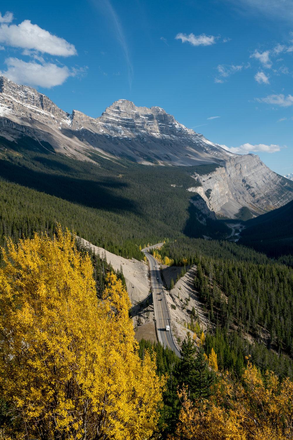 Canadian Rockies, Canada