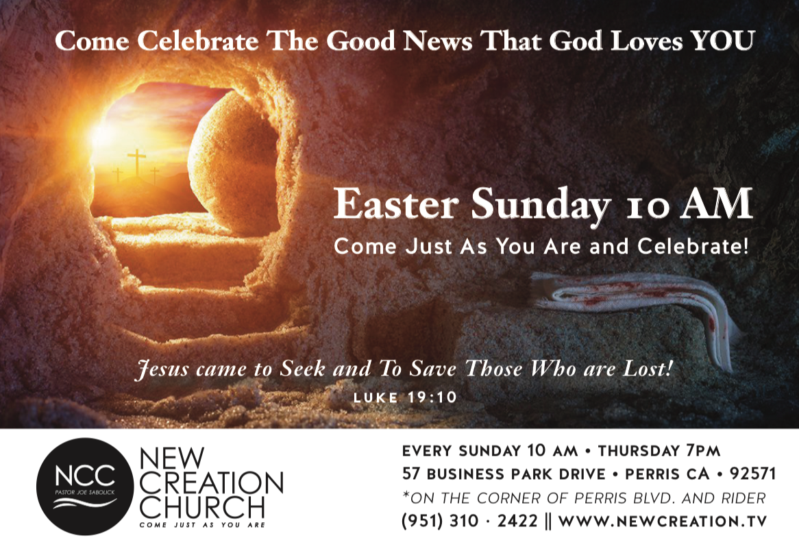 Easter Sunday — New Creation Church