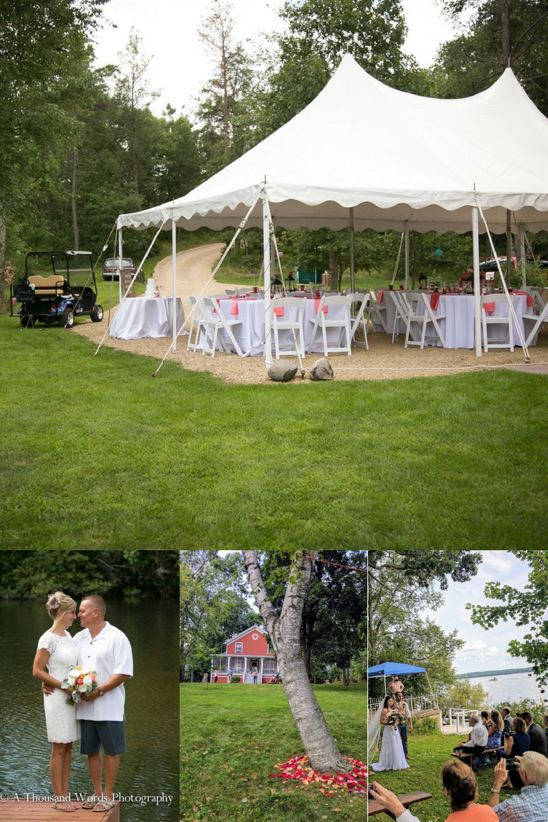 Private Home or Vacation Rental - Hey, there's no place like home right?If you've got the perfect spot, we've got the perfect team! And we'd be happy to bring your wedding dreams to life at your location of choice.