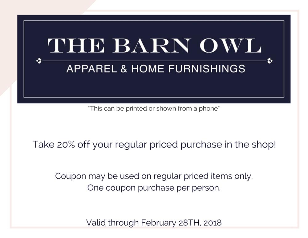 The Barn Owl -