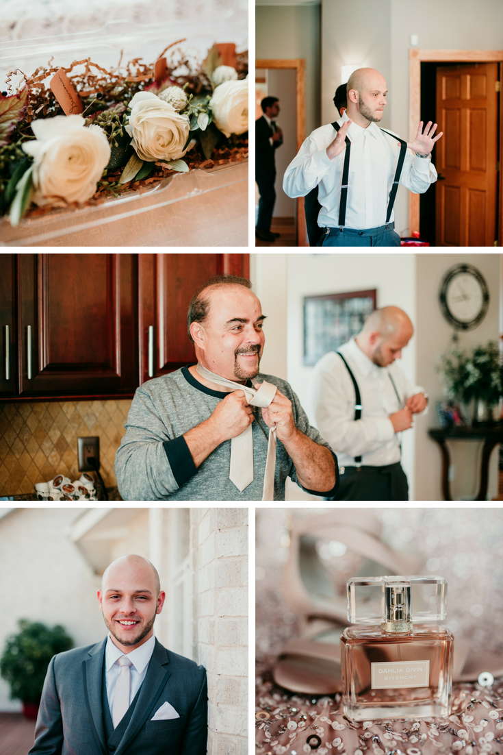 Tara Draper photography wisconsin dells wedding trappers turn