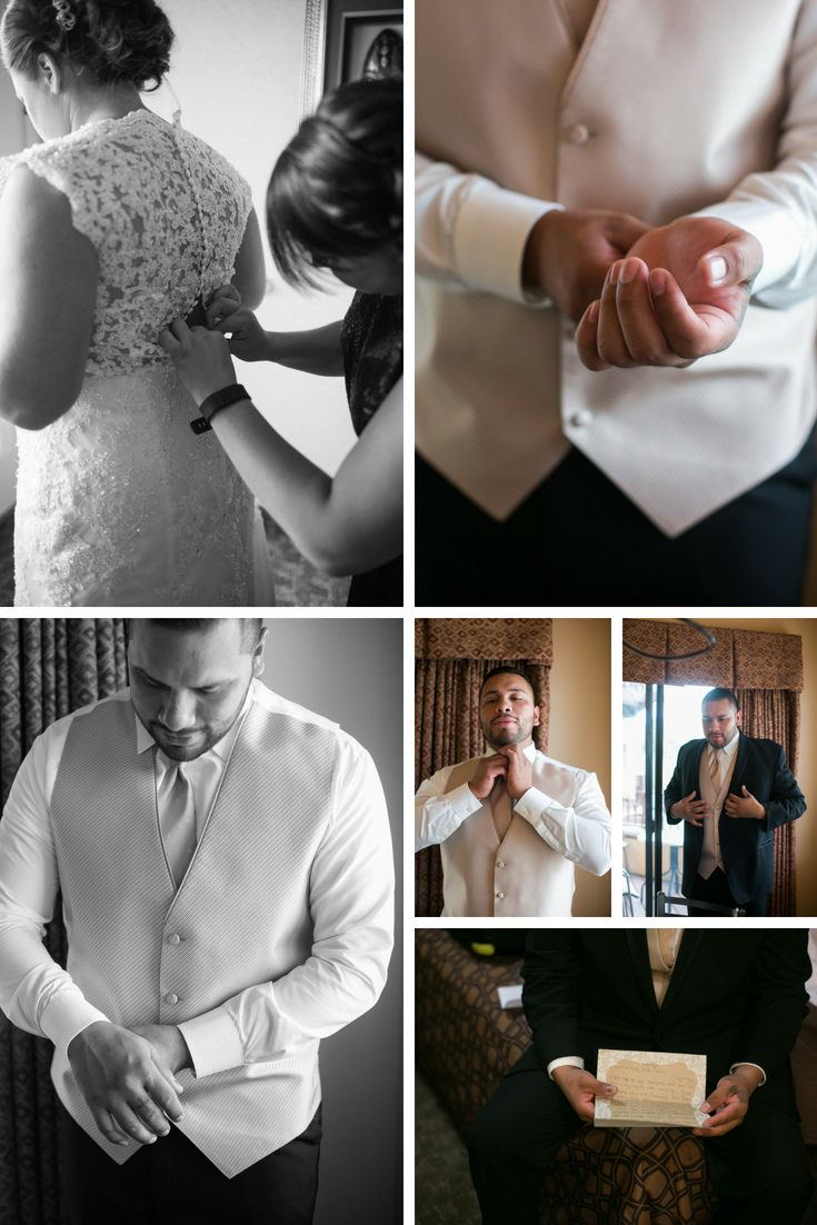 wisconsin dells wedding planner and florist