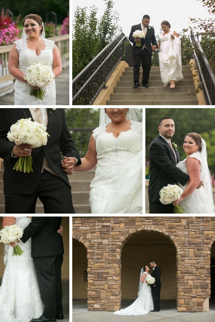wisconsin dells wedding flowers - wedding florist