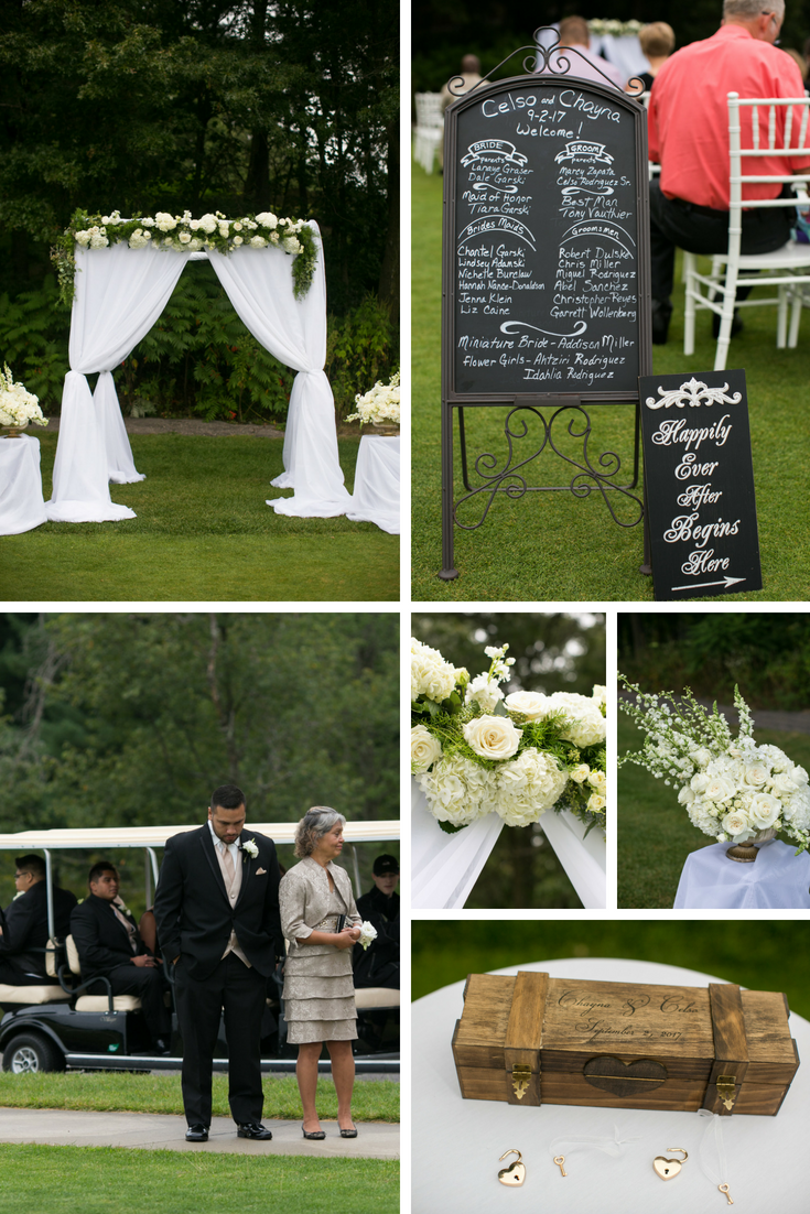 wisconsin dells wedding planner - day of coordinator