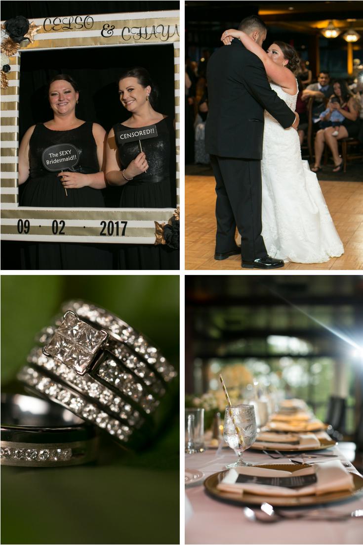 wisconsin wedding planner - luxury wedding planner Madison wi