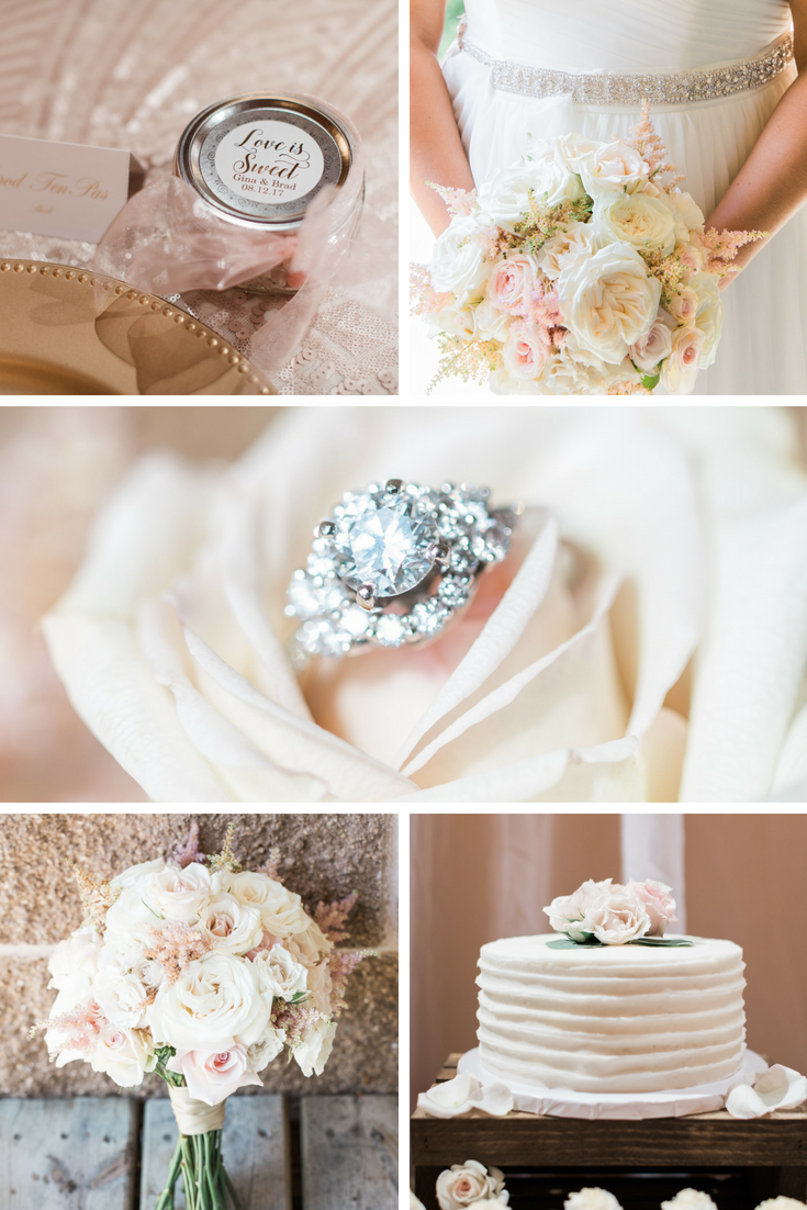 wisconsin dells getaway wedding intimate wedding