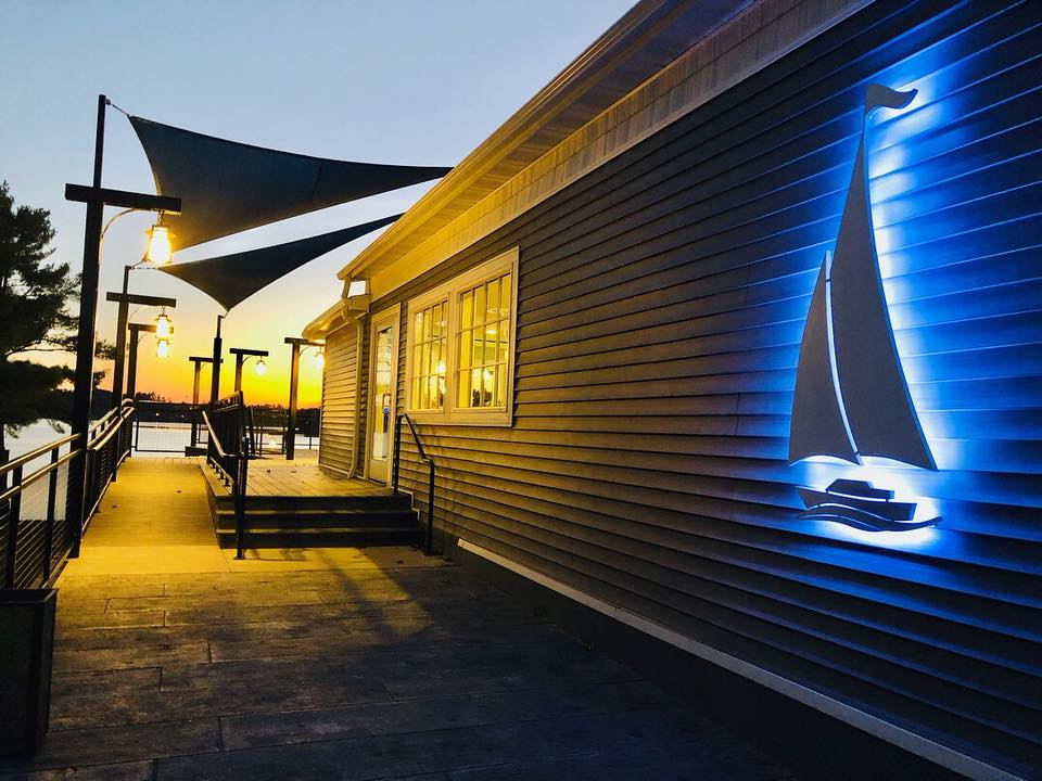 Summer House - It may not be summer, but you'll love their unique menu and beautiful views. This is one place that will fix your winter blues.