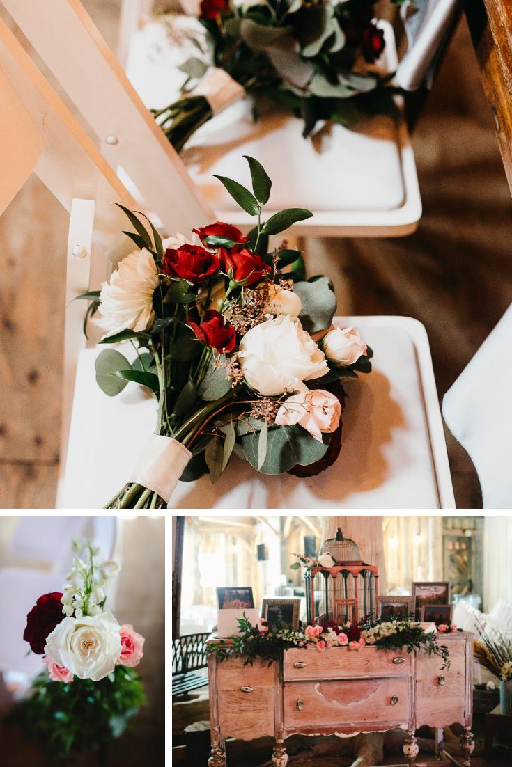 wedding florist wisconsin dells
