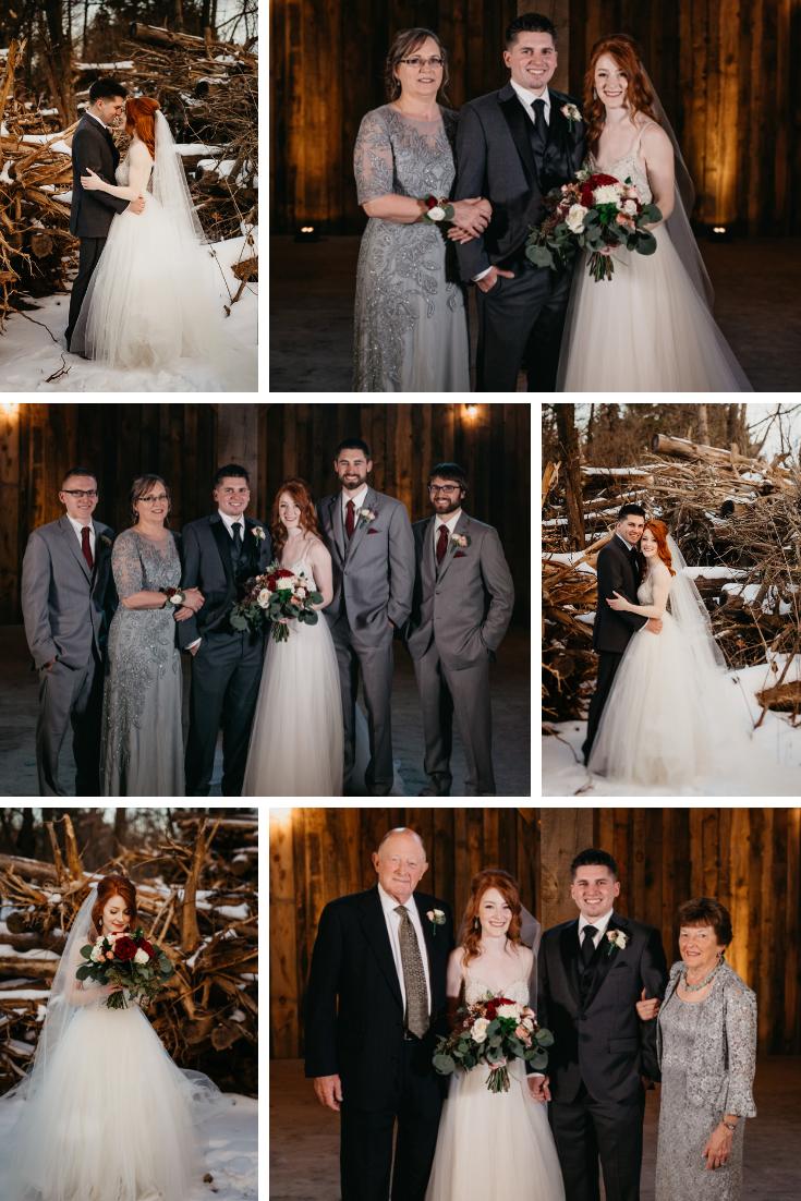 Wisconsin dells wedding photographer abbotts lane
