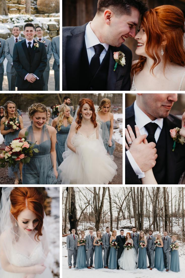 wedding details wisconsin dells, wedding river inn