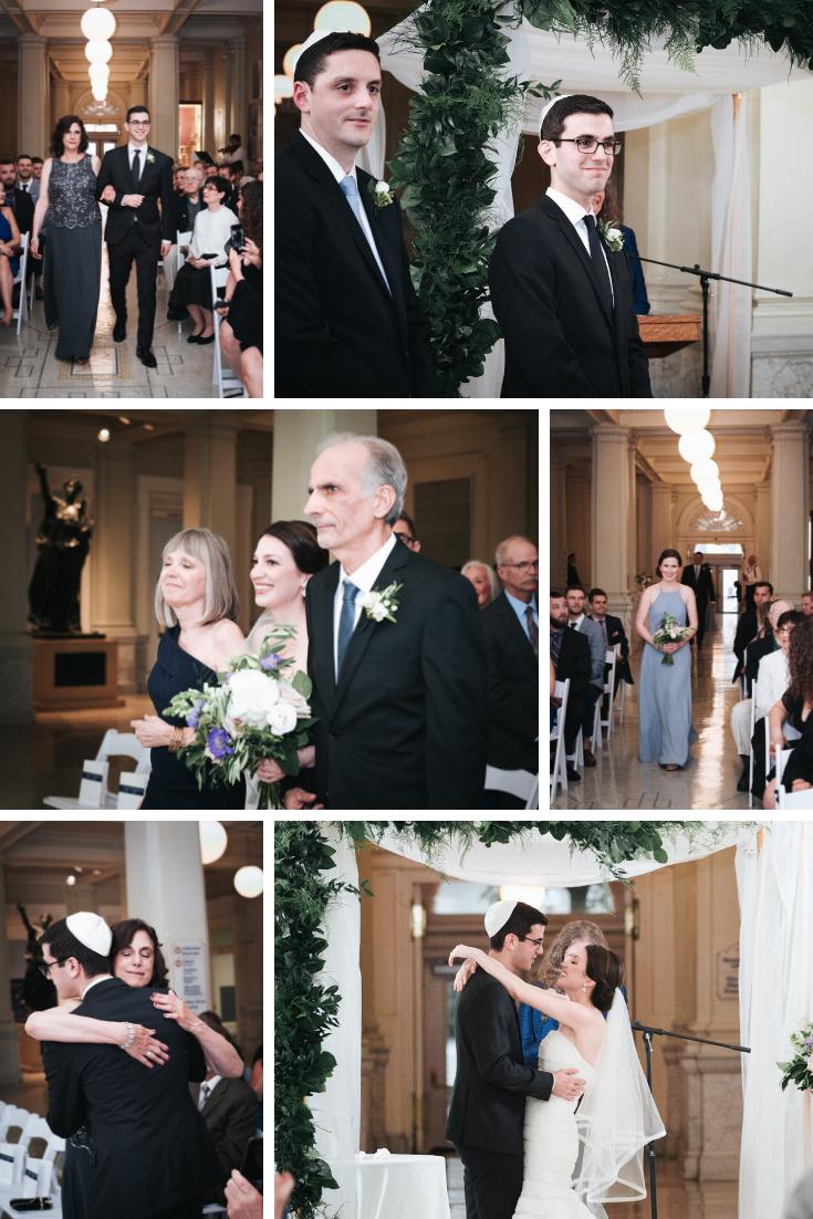 Neira Event Group Jewish Wedding Ceremony Wisconsin Dells Wisconsin Family Friends