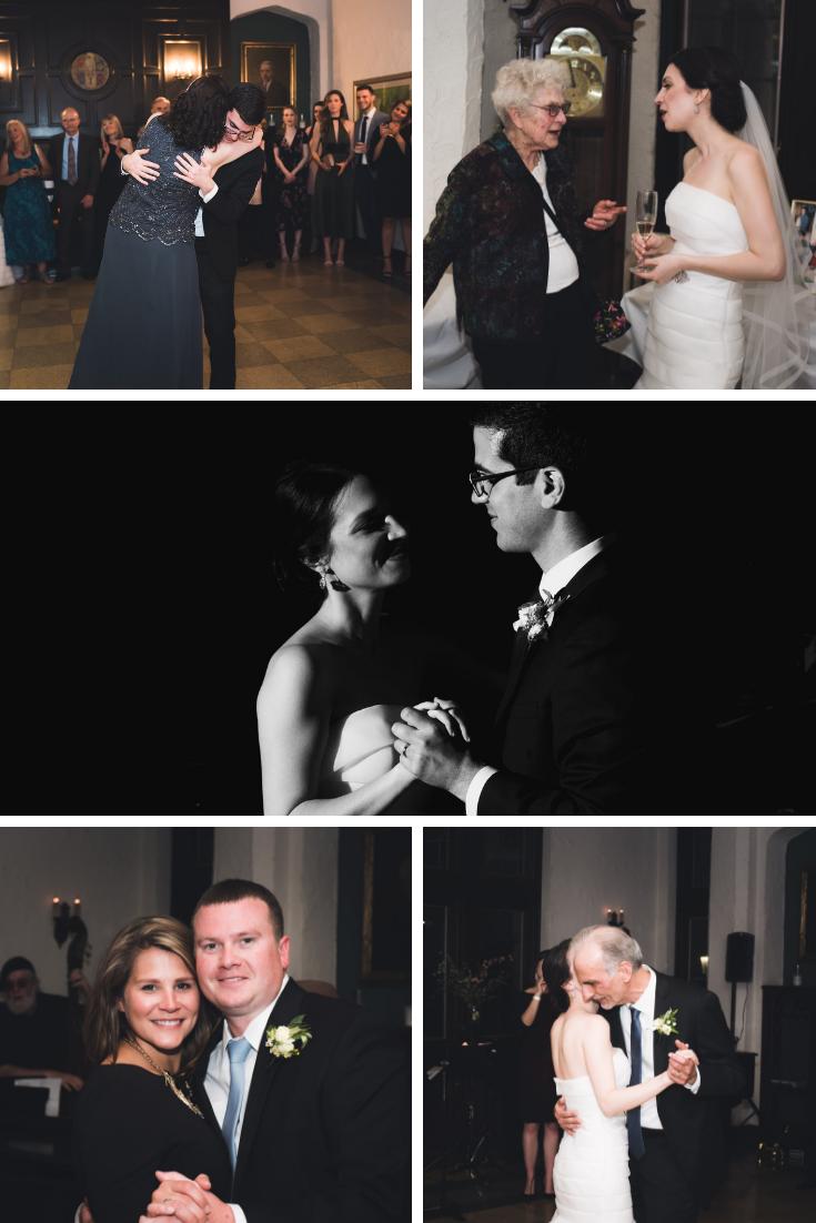 Neira Event Group Wedding First Dances Family Friends