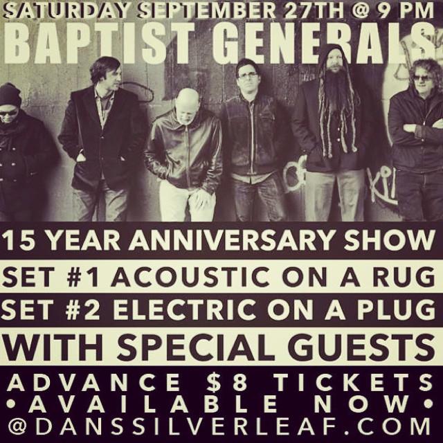 U do know we perform a rare Rug deal in Denton tomorrow? #DentonTx #RugSolid