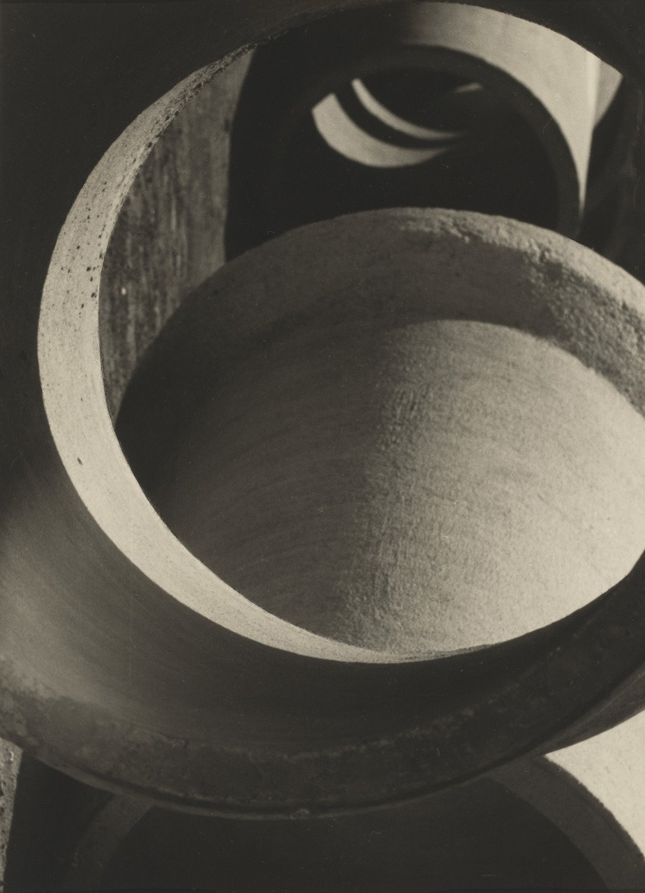 "Gertrudes Altschul.  Abstract Concrete, (Concreto abstrato) . c. 1952. Gelatin silver print, 8 3/8 × 11 3/8"" (21.3 × 28.9 cm). Acquired through the generosity of Thomas and Susan Dunn"