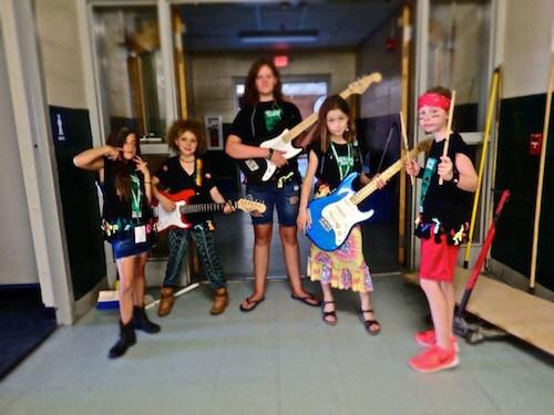 Photo Credit: Girls Rock Vermont