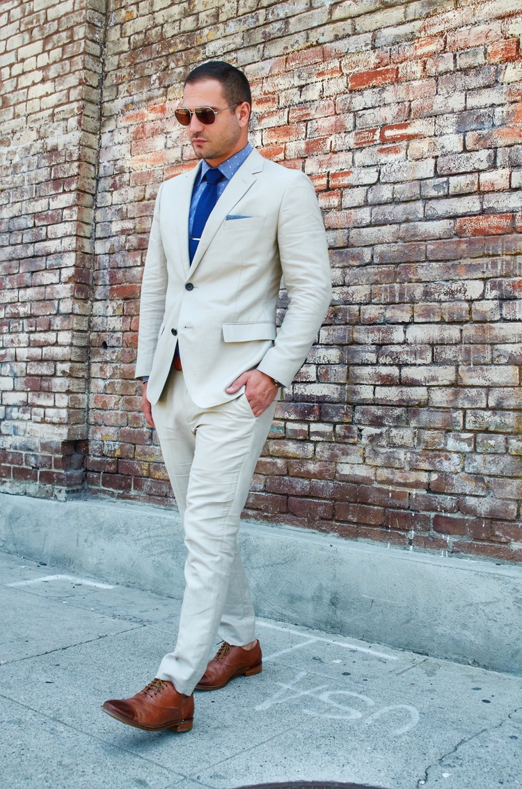 Summer Suit Up with Bonobos — Christopher Glenn Slagel